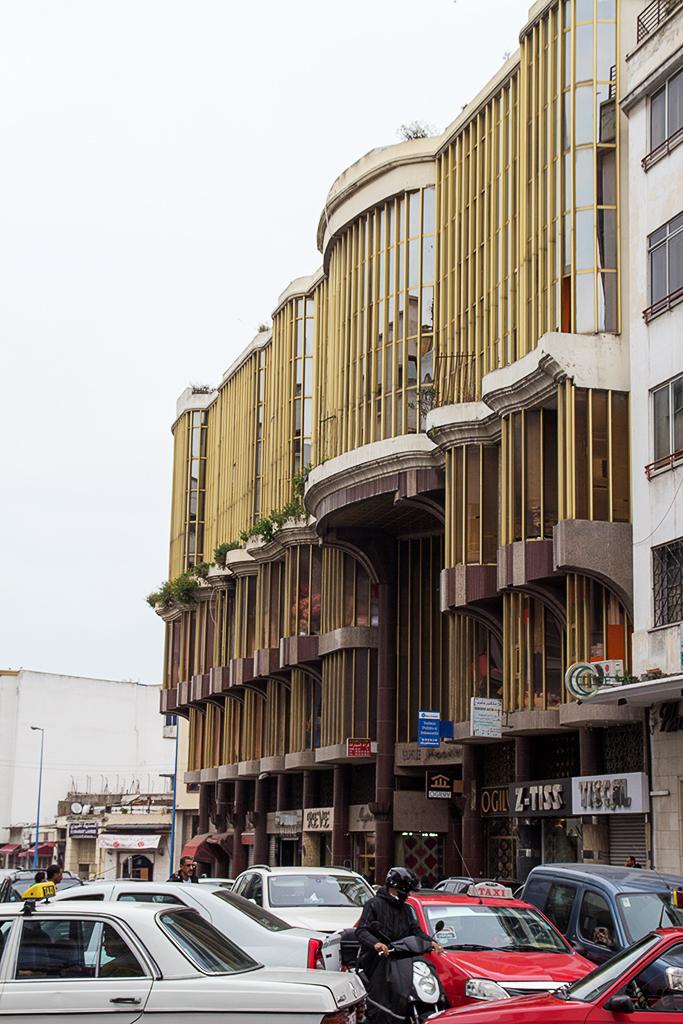 casablanca, morocco 2015